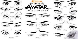 eye avatar airbender sapphire56 deviantart