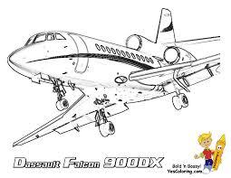 exclusive lavish airplane printables kids color print