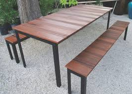 reclaimed wood outdoor table reclaimed wood outdoor furniture dining table sandydeluca design