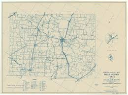 Tx State Map by Map Collection Texas State Library And Archives Commission