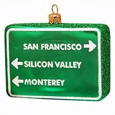 ornaments to remember n california ornament