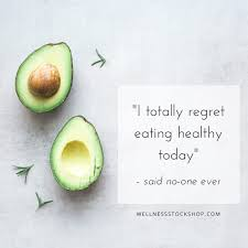 Healthy Food Meme - 25 inspirational quotes for health wellness bloggers
