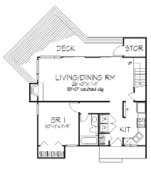 A Frame Floor Plan Snowmass Ridge A Frame Home Plan 072d 0187 House Plans And More