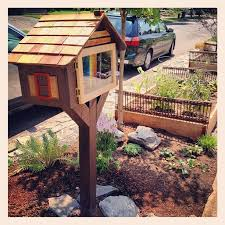 Mini Library Ideas 168 Best Libraries Little Images On Pinterest Free Library