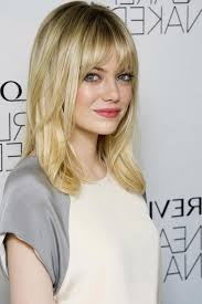 length haircuts with bangs medium length haircuts no bangs straight