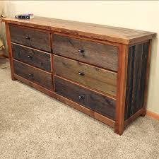 Barnwood Tables For Sale Dressers Barn Wood Dresser Image Of Nice Reclaimed Wood Dresser