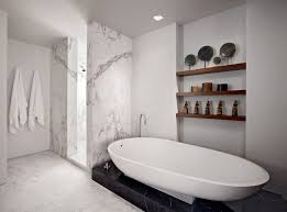 Tile Black And White Marble by Top Bestle Bathrooms Ideas On Carrara White Bathroom Beautiful