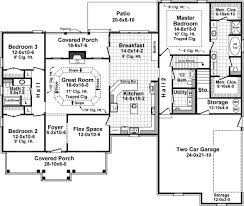 Ten Bedroom House Plans 3 Bedroom 2 Bath Country House Plan Alp 0a0y Allplans Com