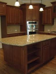 small kitchen island pictures with seats on dark oak kitchens with oak cabinets like the darker oak stain with the