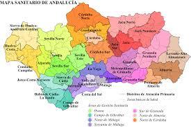Almeria Spain Map by Circular Walks In Spain