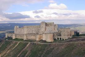 Krak Des Chevaliers by Hungarian Archaeologists Among The Last Remaining Team In War Torn