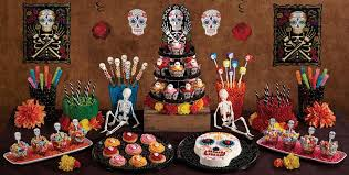 day of the dead decorations day of the dead cake cupcake supplies party city