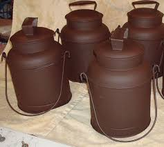 ceramic rustic canisters sets design ideas and decor
