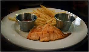 cuisiner un filet de saumon filet de saumon picture of chefs de orlando tripadvisor
