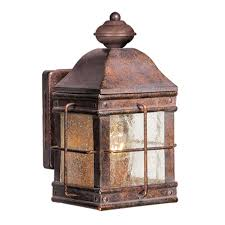 Rustic Outdoor Wall Lighting Rustic Wall Sconces Revere Outdoor Sconceblack Forest Decor With