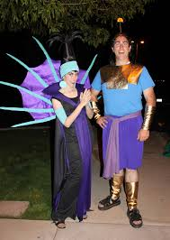 beast halloween costume hardest costume idea yet kronk attached giant to metal bowl