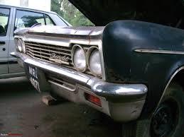 a 1966 lhd original chevrolet impala team bhp