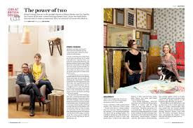 Deco Design Magazine Elle Decoration Magazine Suki Dhanda