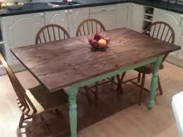 shabby chic farmhouse table shabby chic farmhouse kitchen table wmv youtube