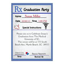 prescription invitations u0026 announcements zazzle