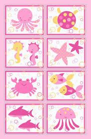 turtle decals decamp studios the best selection of nursery wall sea life nursery prints girl wall art ocean animals creatures
