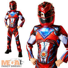 power rangers fancy dresses for boys ebay