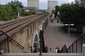Leytonstone High Road railway station