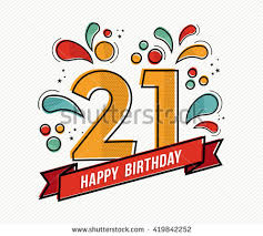 21 Birthday Card Design 21st Birthday Stock Images Royalty Free Images U0026 Vectors