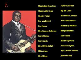 Blind Lemon Jefferson Matchbox Blues Welcome To The Blues Artist Quiz Ppt Download