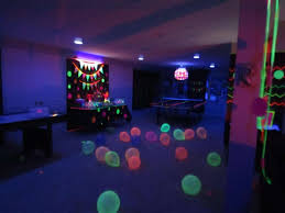 glow party ideas glow in the birthday party ideas photo 2 of 12 catch my party