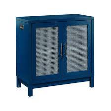 kitchen storage cabinets menards sauder vista key navy blue accent storage cabinet at menards