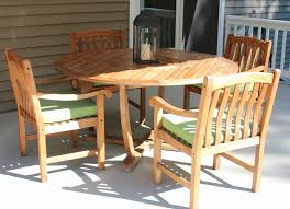 cleaning u0026 sealing outdoor teak furniture shine your light