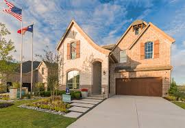 Hovnanian Home Design Gallery Khov New Homes In Mustang Lakes Celina