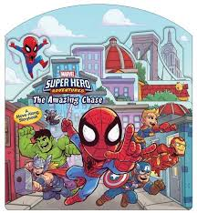 ultimate spider man gym disney books disney