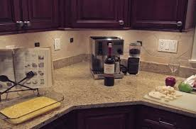 kitchen tile backsplash images minimalist kitchen design ideas with brown marble lowes subway