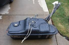 3vze fuel pump replacement in process pics toyota 4runner