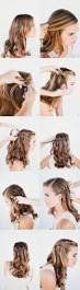 easy party hairstyles for medium length hair best 25 easy party hairstyles ideas on pinterest simple party