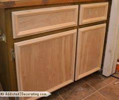 making kitchen cabinet doors how to build a cabinet door doors dog and woodworking