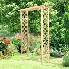 wedding arches home depot garden arch trellis lesmurs info