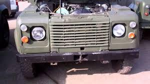 land rover military defender jakon motors inc land rover defender 110 military for usa youtube