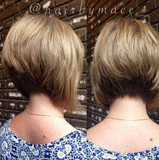 layered buzzed bob hair 21 gorgeous stacked bob hairstyles popular haircuts