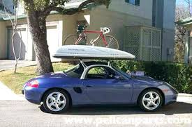 porsche 911 factory heres the roof transport system installed with the factory travel