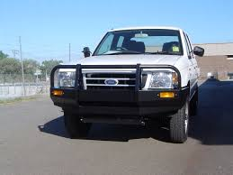 Ford Corier Ford Courier Bullbars