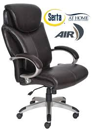 serta air health u0026 wellness big u0026 tall executive office chair