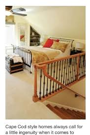 Upstairs Loft Area Idea For Our Little Cape Cod  Renovation - Cape cod bedroom ideas
