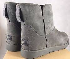s suede ankle boots australia ugg australia ankle boots medium b m slim shoes for ebay