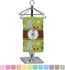 thanksgiving bath towels safari finger tip towel full print personalized potty