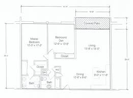 floor plans one of three different two bedroom plans approximately 1190 sf