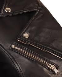 biker jacket womens black leather biker jacket gold hardware genuine lambskin