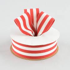 ribbon grosgrain 1 5 white striped grosgrain ribbon 25 yards 25103 065 09j